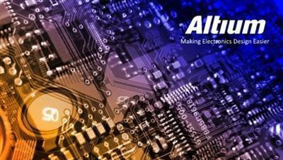 آشنایی با ساخت کتابخانه قطعات Altium